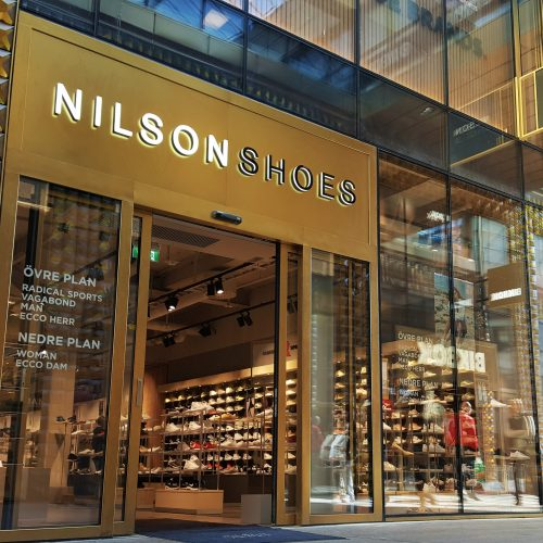 Nilson Shoes Göteborg