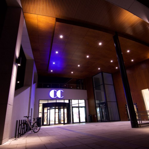 CC Stadion – Arenan är din!