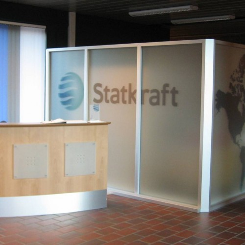 Statkraft, Dalen, reception