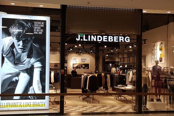 J Lindeberg - Mall of Scandinavia