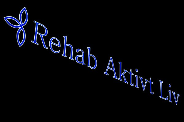 Rehab Aktivt Liv - Upplands Väsby - Ljusskylt