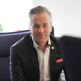 Hallgeir Åndal - VD för EuroSign AS och koncernchef för EuroSign-bolagen