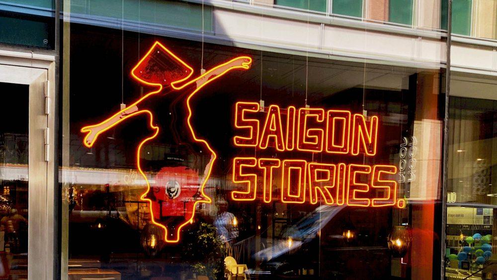 Restaurang Saigon Stories