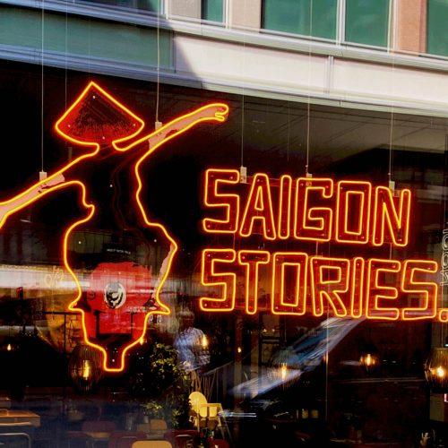 Restaurang Saigon Stories – Stockholm