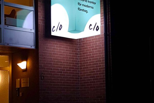 C/O smarta kontorslokaler